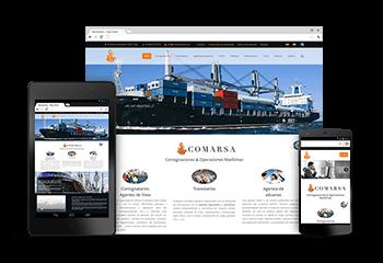 Comarsa - Consignaciones y operaciones marítimas