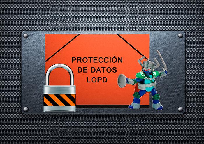 LOPD y LSSI en una página web, blog o tienda online