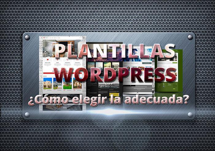 elegir plantilla_wordpress_contenido