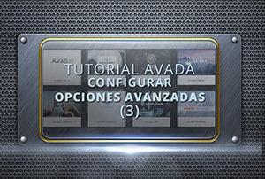Avada configuración general avanzada (3) - Tutorial en español
