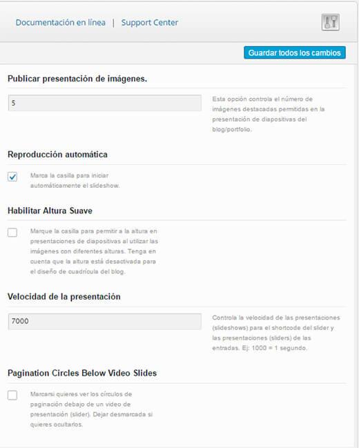 presentaciones_avada