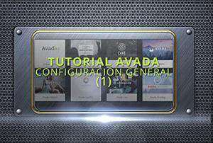 Tutorial Avada - Configuración general del tema (1)