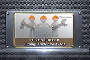 Fusion Builder, configurar el maquetador de Avada