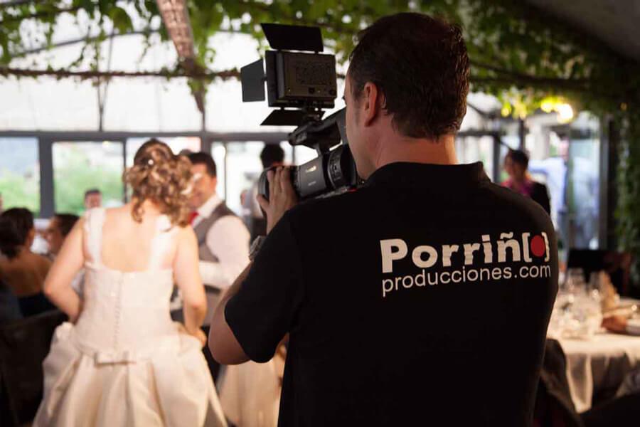 Reportajes de boda. Video aéreo y fotografía en Vigo