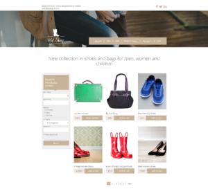 Web de referencia Toolset para ecommerce