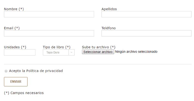 Contact Form 7 - Tutorial completo. Formularios de contacto