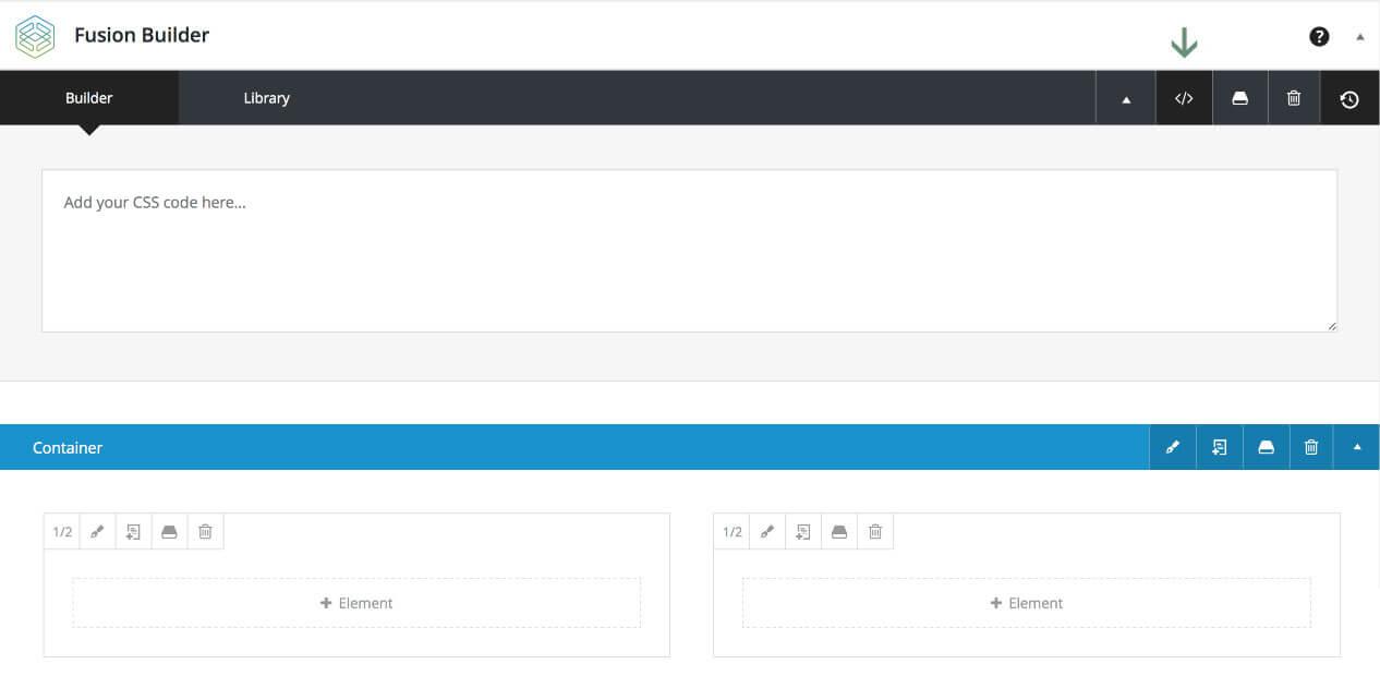 CSS personalizado en Fusion Builder